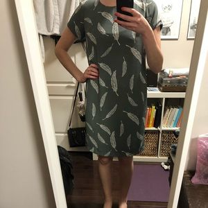 Simons T-Shirt Dress